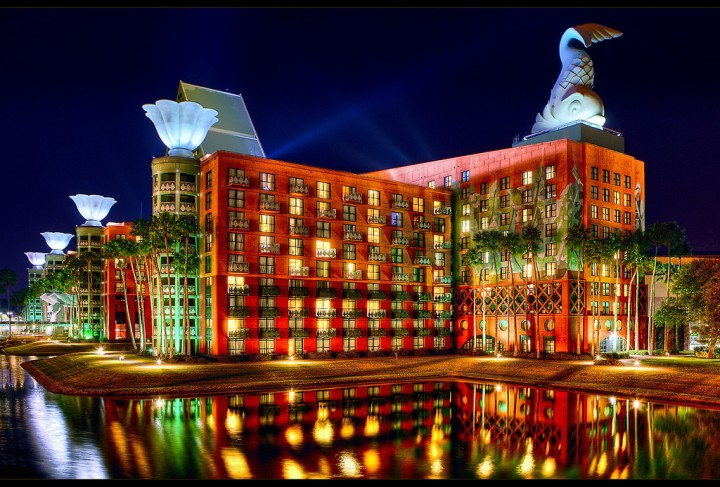The Swan and Dolphin Resort