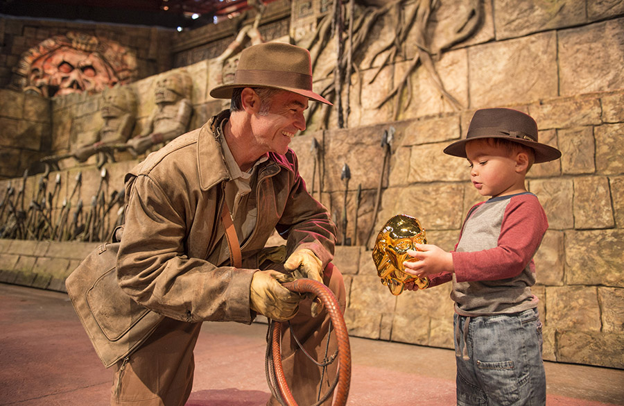 Disney Dad's Dozen: Top 12 Attractions Kids Love & Dads Do Too!