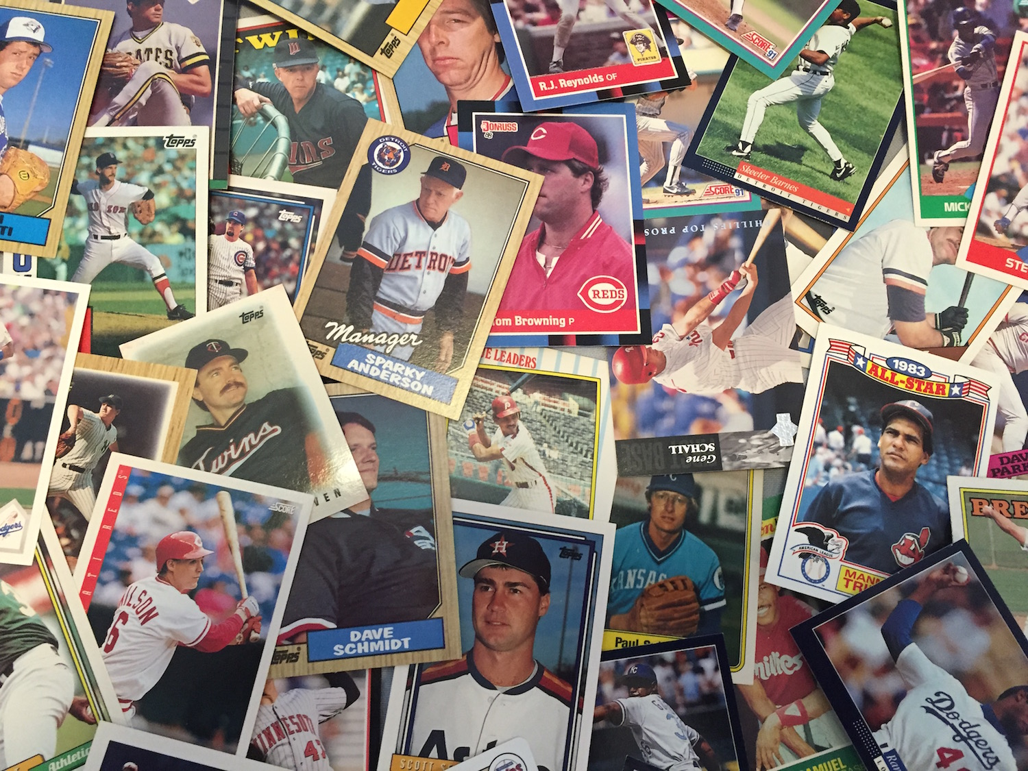 Daylight Savings, Baseball Cards and the Kindness of Strangers