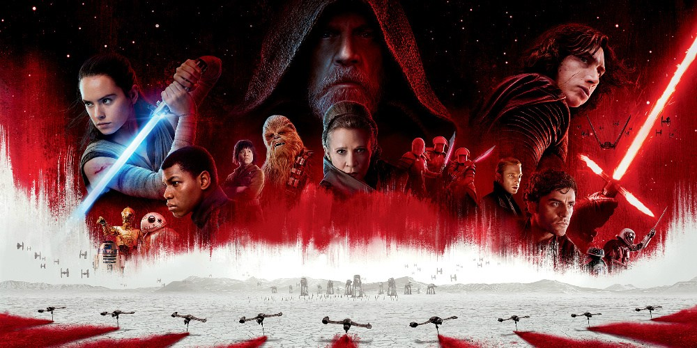 The Modern Men Review Star Wars The Last Jedi – SPOILERS!!!