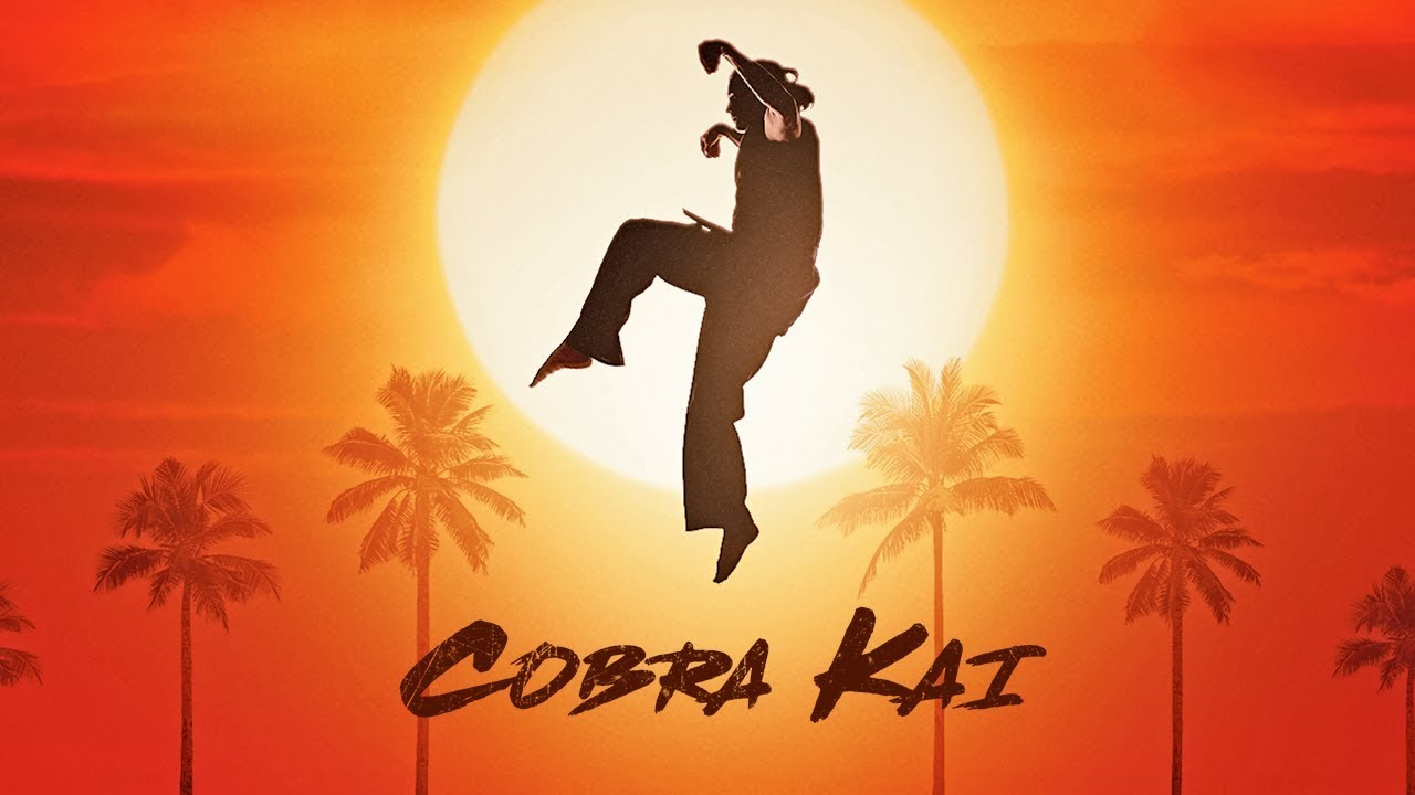 Sweep The Leg! Cobra Kai Crane-Kicks Us In The Nostalgia on YouTube