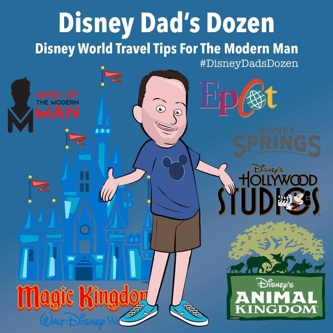 Disney Dad's Dozen – 12 Ways to Beat The Heat at Walt Disney World