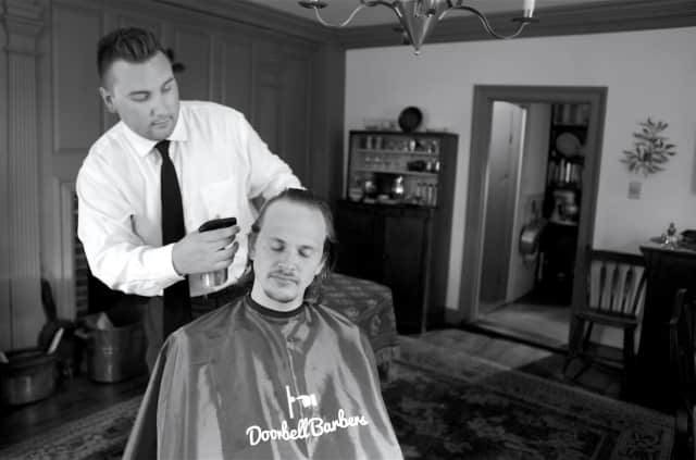 A Modern Man Success Story – Christian Iannucci – Doorbell Barbers