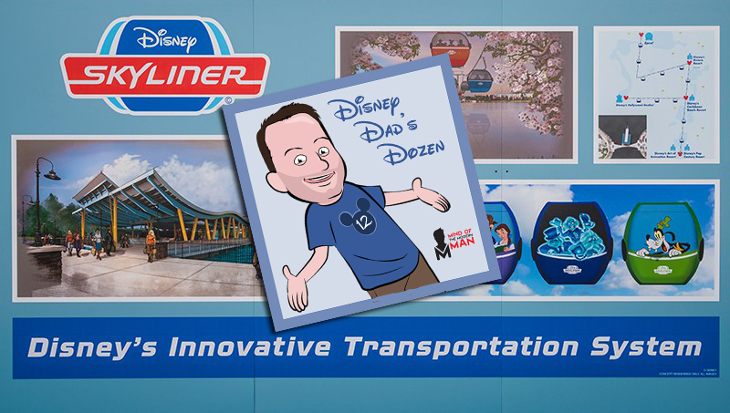 Disney Dad's Dozen – 12 New Attractions Coming to Walt Disney World