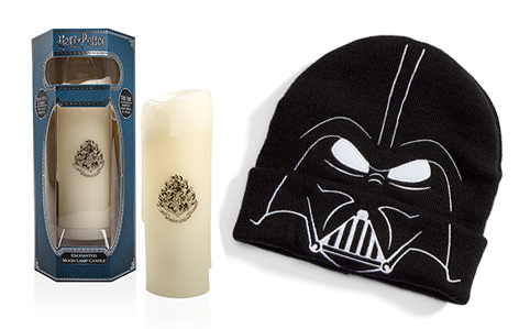 Modern Man POST Holiday Gift Guide – ThinkGeek Harry Potter & Star Wars Specials!
