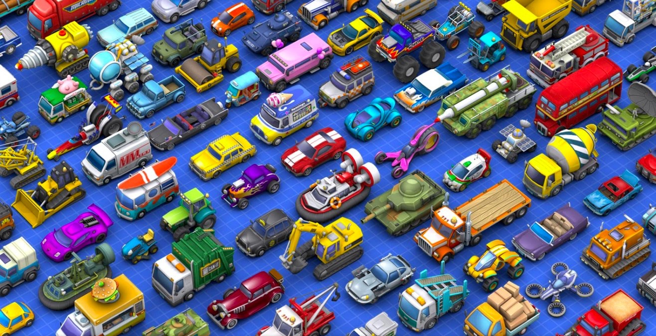 #FlashbackFriday Funday – Do You Remember Micro Machines?