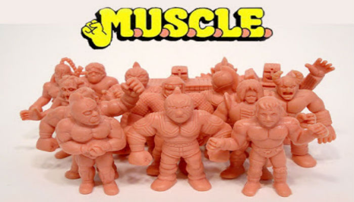 #FlashbackFriday Funday – Do You Remember M.U.S.C.L.E. Men?