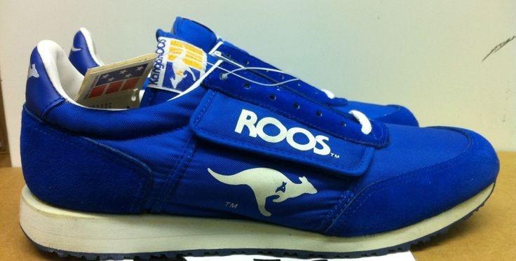 Remember KangaROOS Sneakers