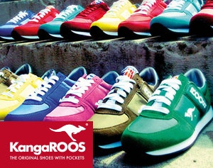 #FlashbackFriday Funday – Do You Remember KangaROOS Sneakers?
