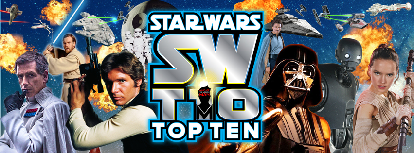 ModernMan Star Wars Saturday Top 10 – Favorite Star Wars Movies