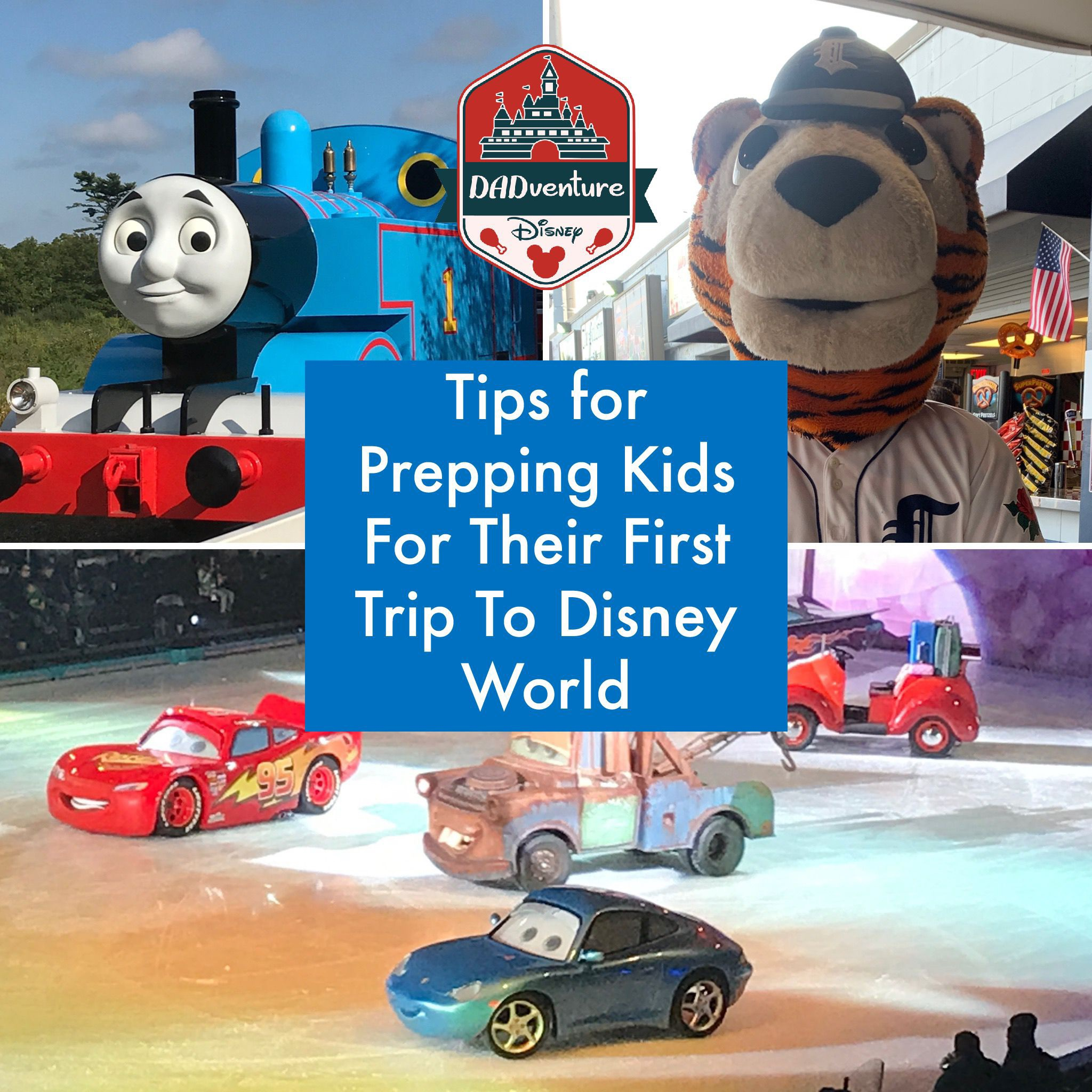 DADventure Disney – Prepping The Little Kids for Your Trip to Walt Disney World