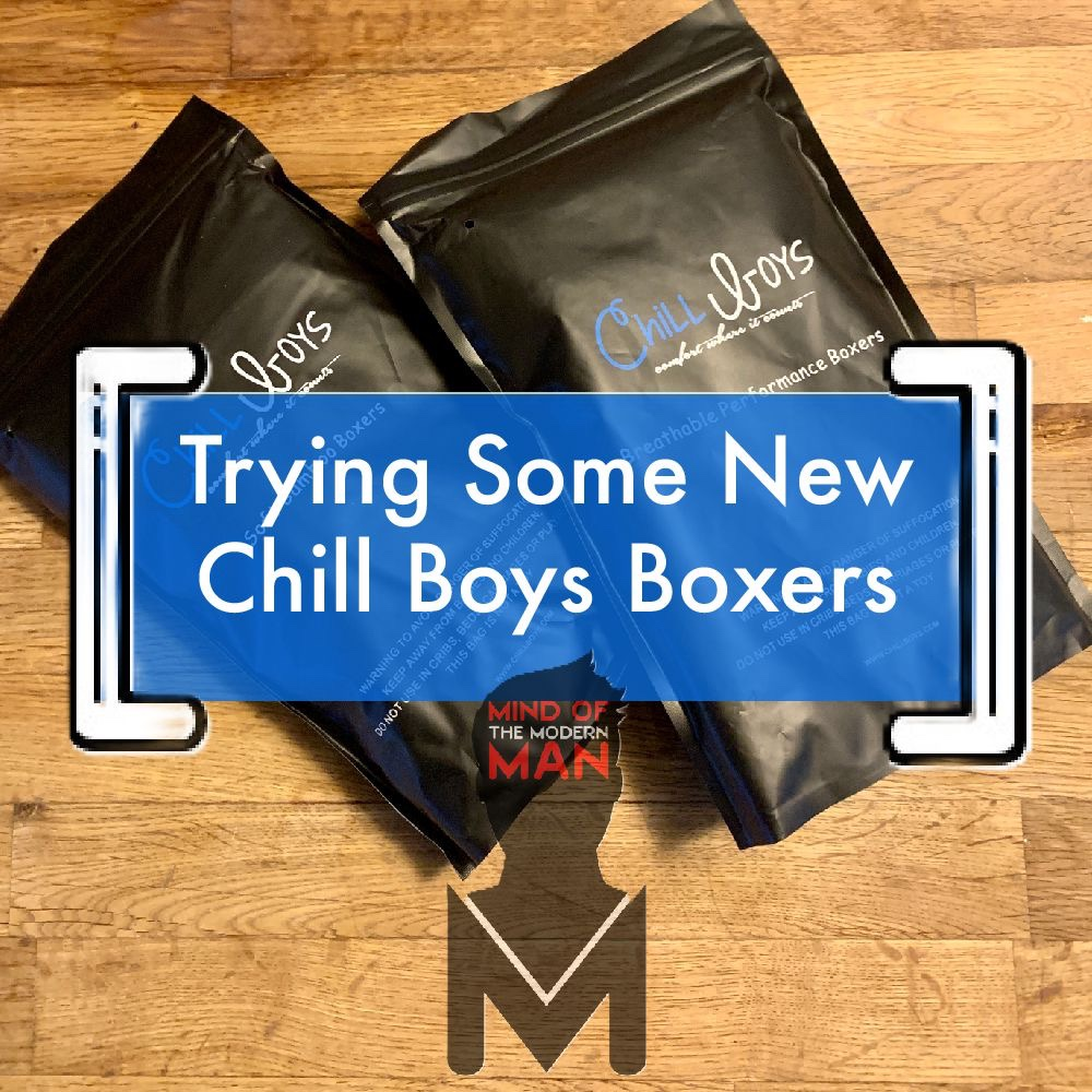 The Modern Men Try Chill Boys Boxers