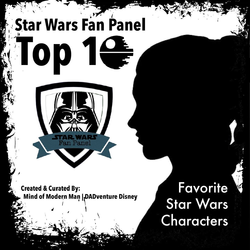 MindofModernMan Star Wars Fan Panel – Favorite Star Wars Characters
