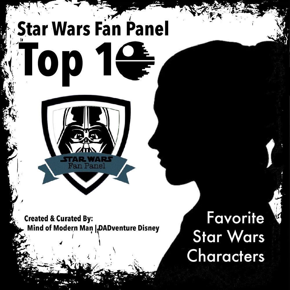 MindofModernMan Star Wars Fan Panel – Favorite Star Wars Characters