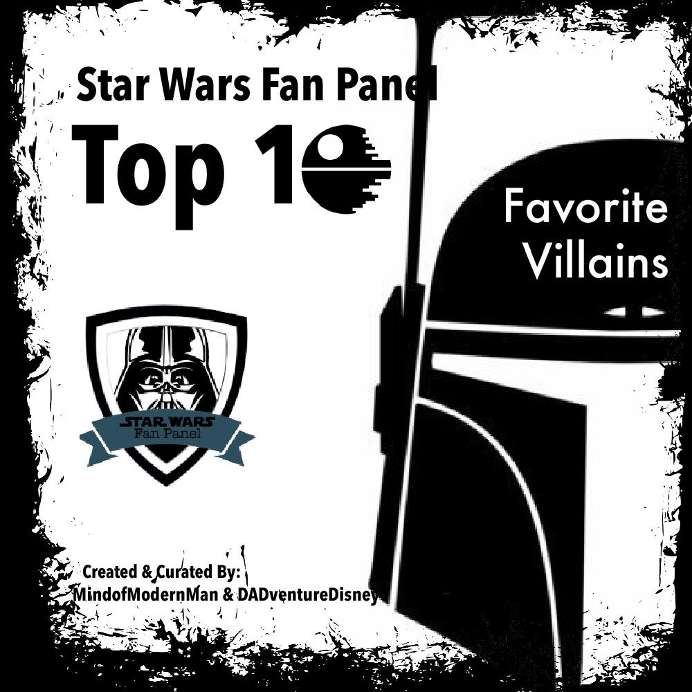 MindofModernMan Star Wars Fan Panel – Favorite Star Wars Droids