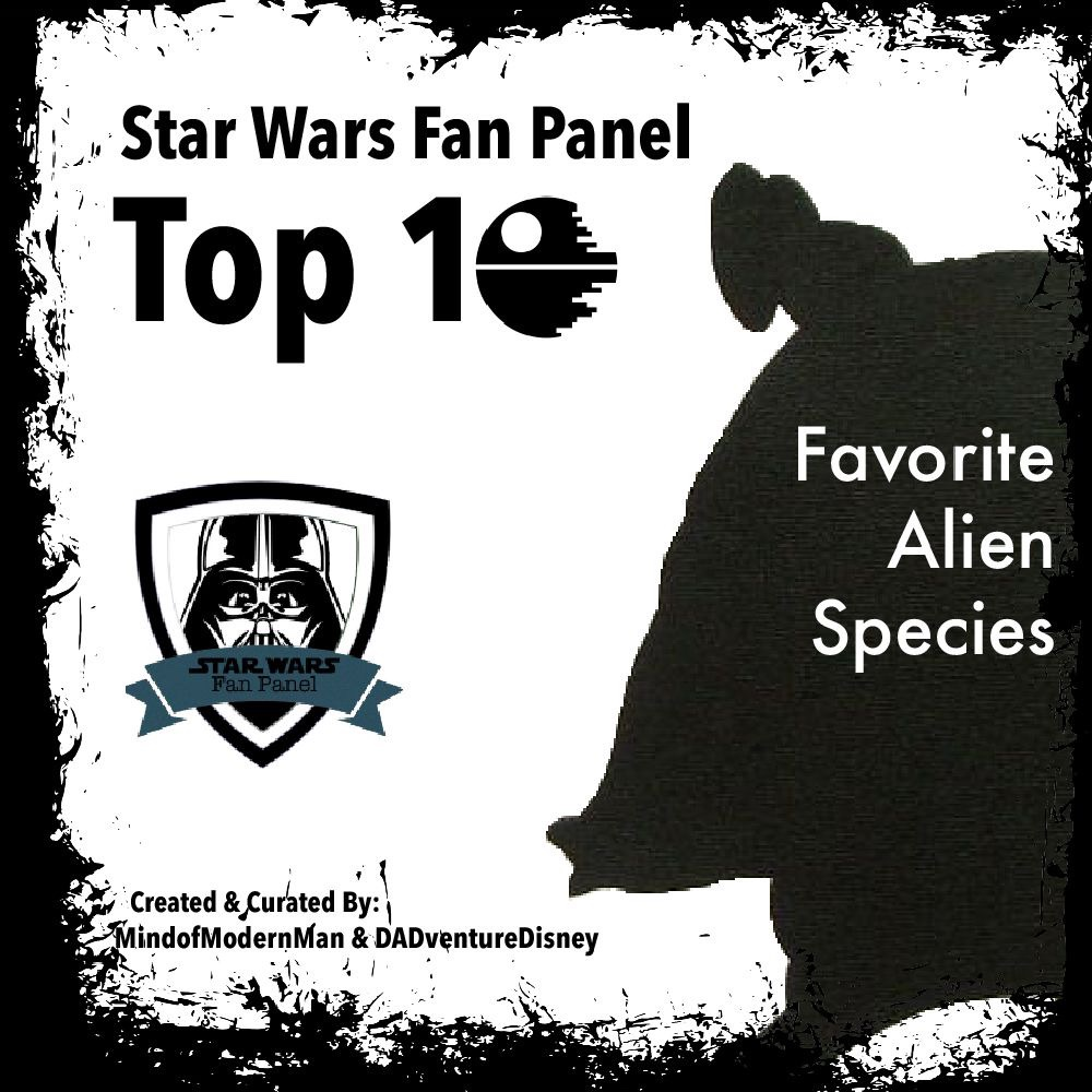 MindofModernMan Star Wars Fan Panel – Favorite Star Wars Alien Species